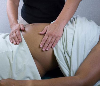Остеопатия после родов